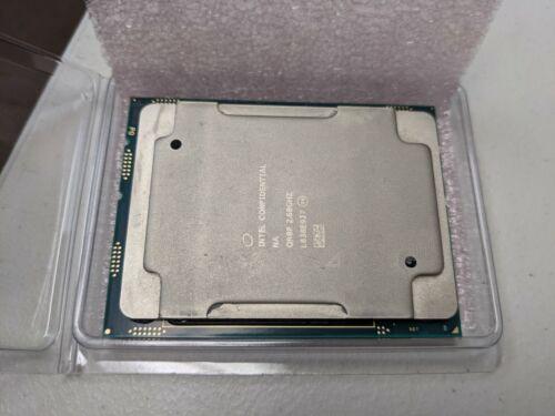 Intel Xeon Platinum 8272CL 26-Core 2.60GHz 35.75MB Confidential QR8P LGA3647