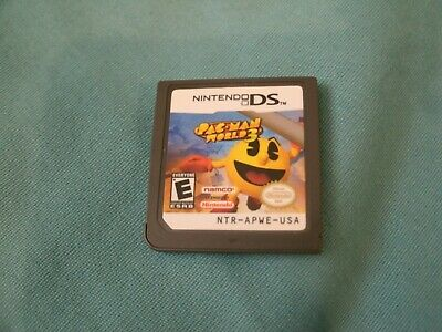 pacman world 3 ds