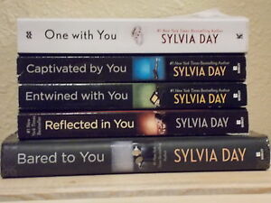 "Sylvia Day ""The Crossfire Novels"""
