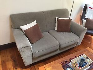Couch and arm chair both $100 Naremburn Willoughby Area Preview
