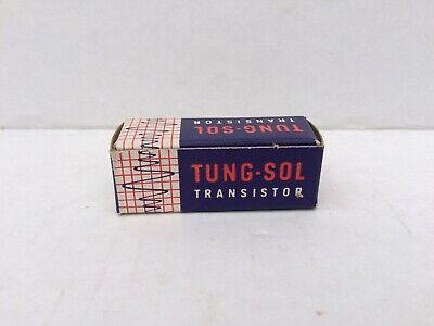 Vintage Nos Tung-sol Transistor 2n414