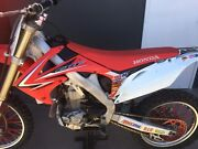 2010 Honda crf450r Mandurah Mandurah Area Preview