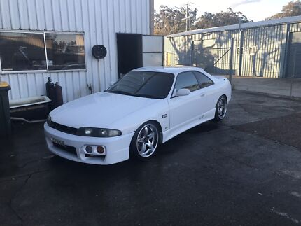 1996 Nissan R33 Skyline GTS-T Series 2 Manual