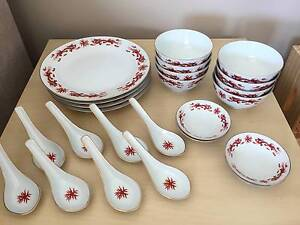 Chinese meal dinner set Caringbah Sutherland Area Preview