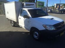 2005 Toyota Hilux sr diesel Ute refrigerated body Vaucluse Eastern Suburbs Preview