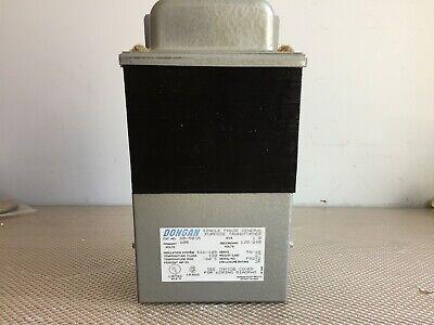 Dongan 80-5035 1 Kva 600 Volt Primary 120240 Volt Sec Outdoor Transformer