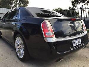2013 Chrysler 300 LUXURY Sedan DIESEL TURBO Campbellfield Hume Area Preview