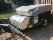 Camper Trailer, Heavy duty. Great condition. Jindalee Brisbane South West Preview