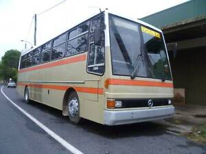 BUS great motorhome conversion Mercedes turbo diesel highway capable Stokers Siding Tweed Heads Area Preview