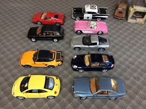 Collectable1,18 scale diecast model cars