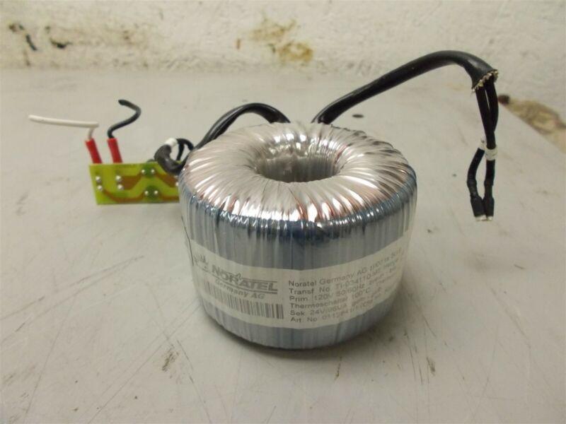 Noratel Transformer Transf. No. TI-034110-ME 120V 50/60Hz