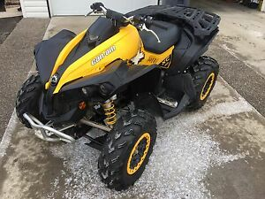 2009 Can Am Renegade
