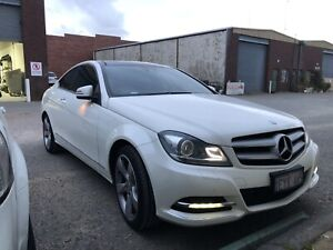 2013 Mercedes Benz Coupe - Great Condition