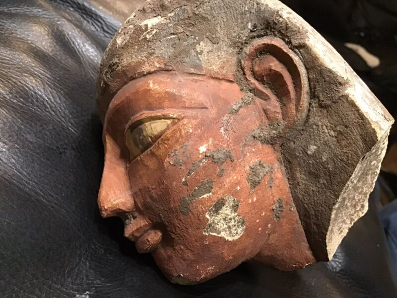 Authentic Antique Egyptian Artifact Historically Significant 100% Real Old Egypt