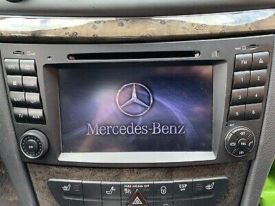 Dynavin N7 Pro MBE Mercedes W211 CLS W219 E Klasse Navigation BT