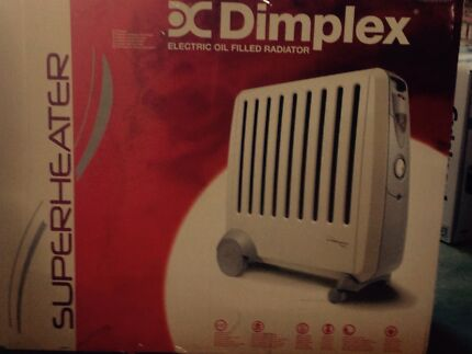 Dimplex Electric Heater - brand New in Box Paddington Eastern Suburbs Preview