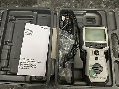 Megger Cfl510g- Handheld Time Domain Reflectometer