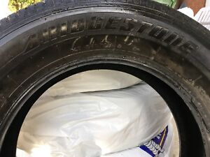 4 BRIDGESTONE ALL SEASON TIRES 215 65 16