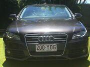 2009 Audi A4  2L Turbo (B8 , 8K), 4cyl ,auto,RWC, REGO till 21/05/19  Bald Hills Brisbane North East Preview