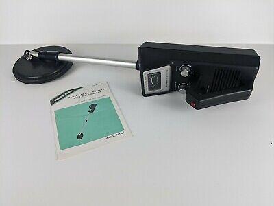 Vintage Radio Shack Micronta Metal Detector 63-3002