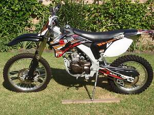 250cc 4 Stroke Trail Bike Riverwood Canterbury Area Preview