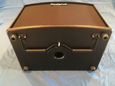 Roland AC-60 Guitar Amp with Case. Excellent Condition!