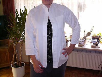 Damenkittel Kittel Laborkittel Laborjacke Jacke langarm weiss Gr. 38  gebraucht kaufen  Mittenwald