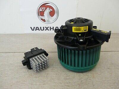 Volvo S40 2005 Heater blower fan motor