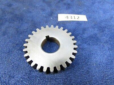 Clausing 5914 Metal Lathe Qc Gear Box 27t Cone Gear 341-092 4312