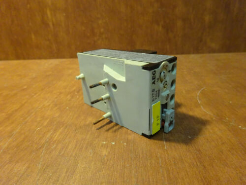 AEG B17S thermal overload protection relay 6,5-8A
