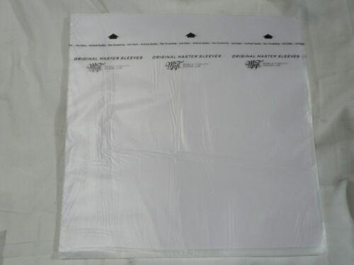 Qty. 10 - MOFI MFSL Mobile Fidelity Master LP Inner Sleeves