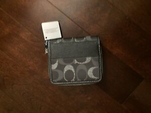 Grey Coach wallet!