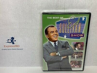 (LN) The Best Of The Ed Sullivan Show Greatest Entertainers 2014, DVD New
