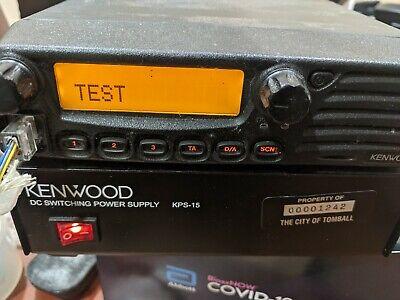 Kenwood Vhf Fm Transceiver Tk-7150 Mobile Radio