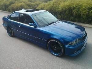 BMW E36 Coupe Lockridge Swan Area Preview