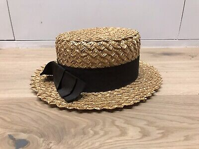 Printemps Vintage Straw Hat