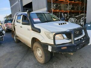 Toyota Hilux Parts Wrecking