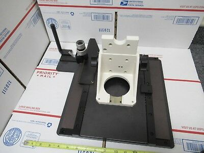 Zeiss Axiotron Germany Huge Stage Table X-y Microscope Part As Pictured Td-1