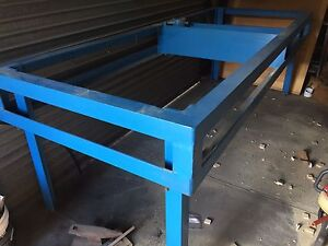 Steel work Bench Wollongong Wollongong Area Preview