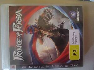 Prince Of Persia For PS3 Campbell North Canberra Preview