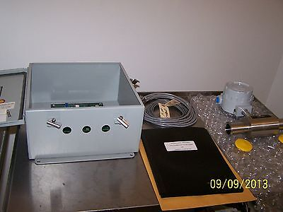 Thermal Instruments 600-9 Flow Meter 600-9 Control Panel Manual 80 Gpm 1.5