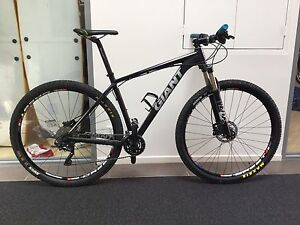 Giant XTC 29er 1 2011 with upgrades size Large Kalaru Bega Valley Preview