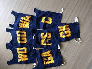 Netball bibs (adult size) Kangaroo Point Brisbane South East Preview