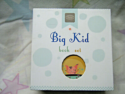 A Big Kid Book Set: proud To Potty, tubbie Time brush Up By Kathy Ireland Board
