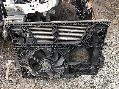 radiator cooling fan rad 2.2 2.5  renault master movano interstar vauxhall van