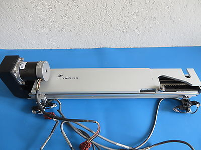 Ims M2-2232-s Stepper Motor And Thk Thkkr33 Linear Actuator 450mm Travel