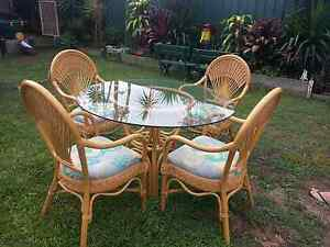 Cane outdoor setting Crestmead Logan Area Preview