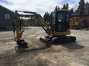 2005 CAT 303CR EXCAVATOR FOR SALE LOW HOURS!!!