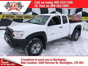 2012 Toyota Tacoma Extended Cab, Automatic, 4x4, 98, 000km