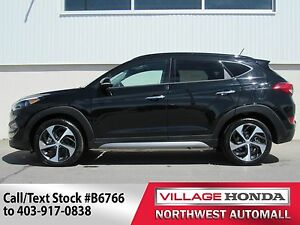 2017 Hyundai Tucson 1.6T SE AWD | Leather | Pano Sunroof |